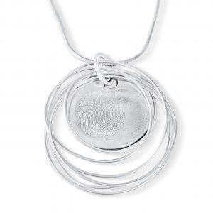 Five Loop Necklace