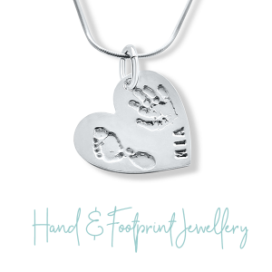 Baby Footprint Jewellery