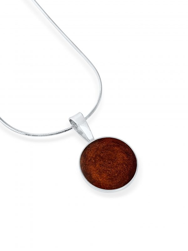 memorial pendant necklace
